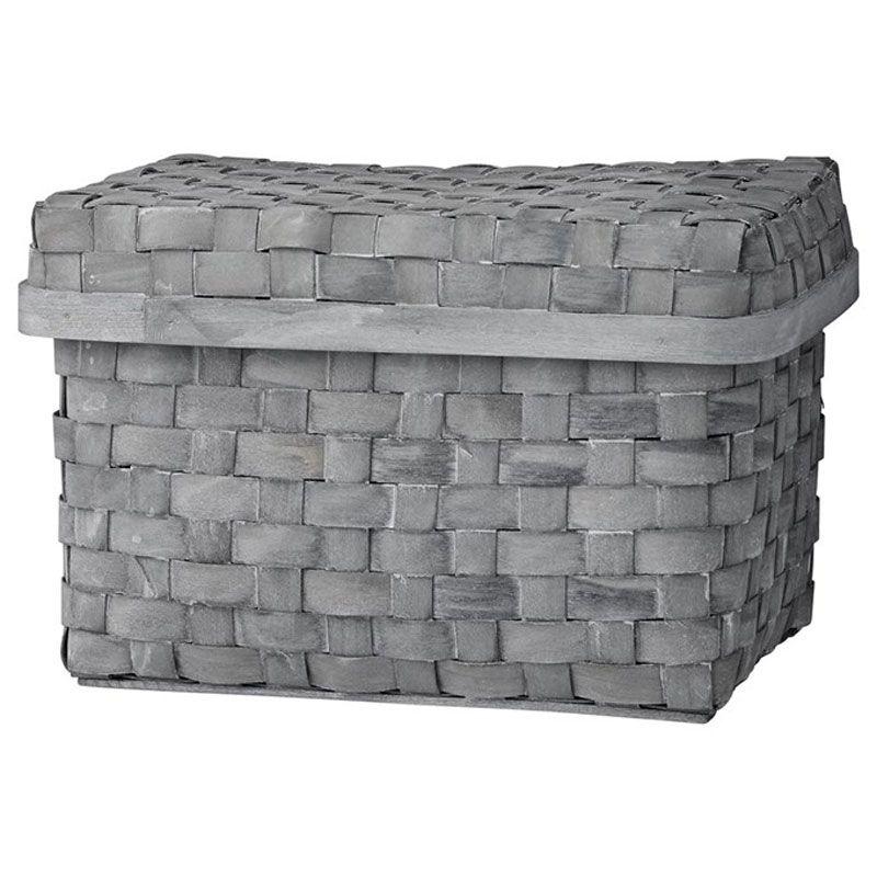 lene-bjerre-grey-elma-lidded-storage-basket
