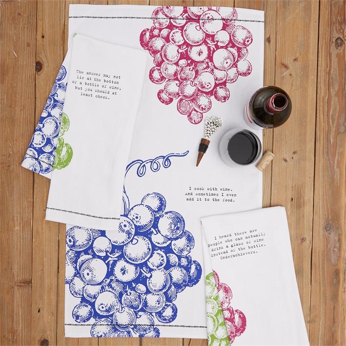 grape-bottle-stopper-tea-towel-gift-set