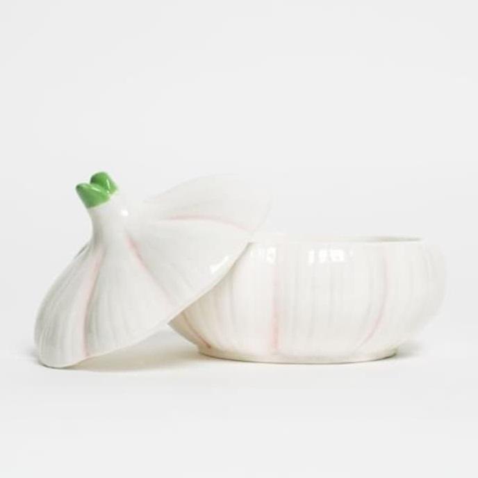 garlic-pot